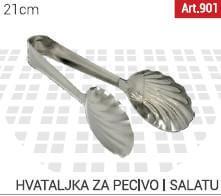 hvataljka za pecivo i salatu