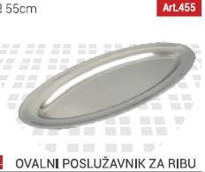 oval za ribu 55