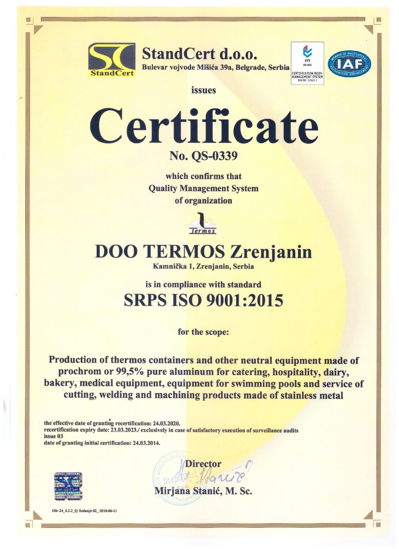 sertifikat en